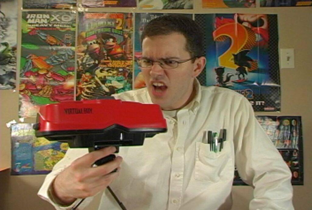 Réalité virtuelle - Virtual Boy